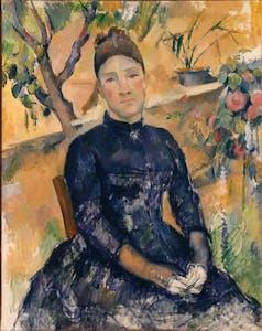 (1891), Paul Cézanne.
