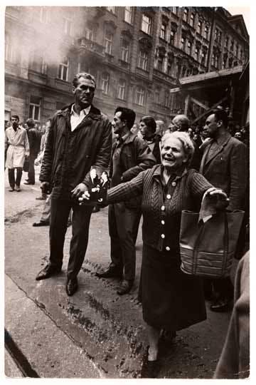 (Prague, Czechoslovakia, now Czech Republic, August 21, 1968), Hilmar Pabel.