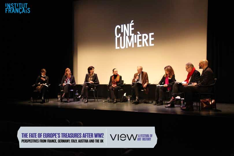 Last year's opening debate at the Institut français, London