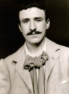 Photograph of Mackintosh (1893), James Craig Annan