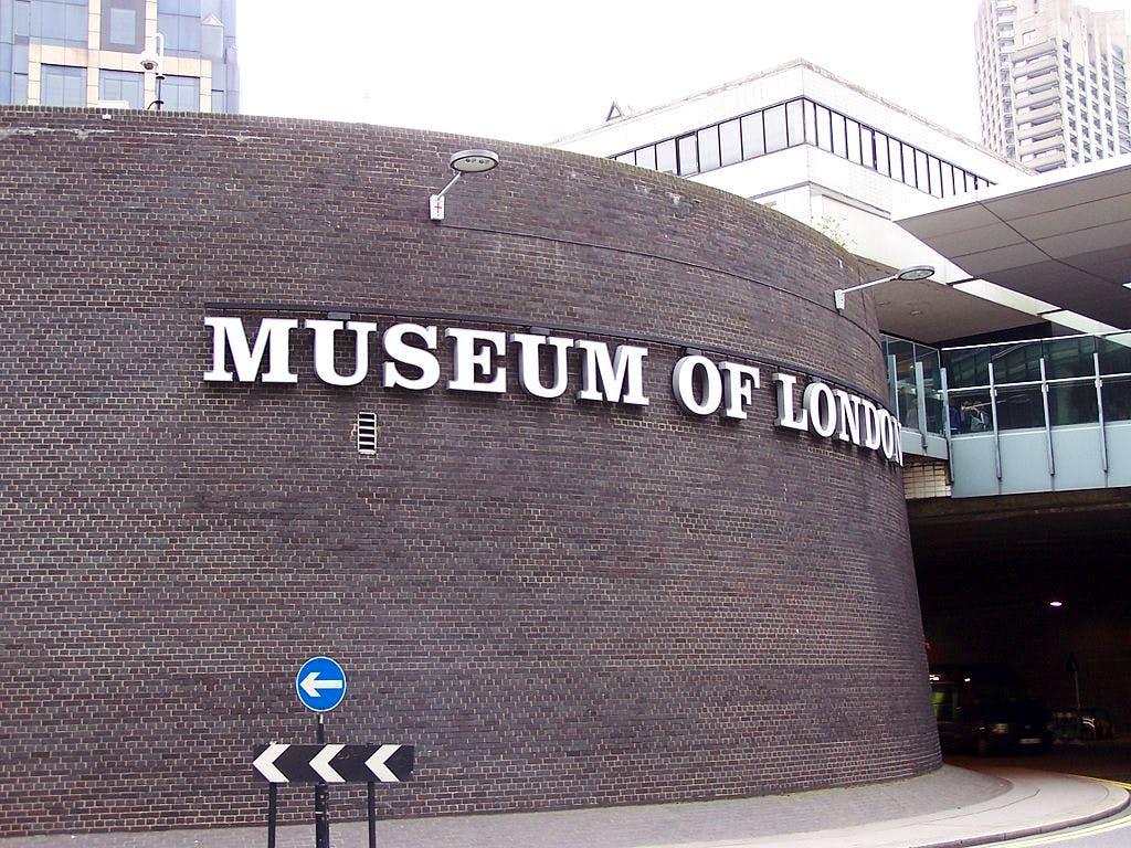 Museum of London exterior