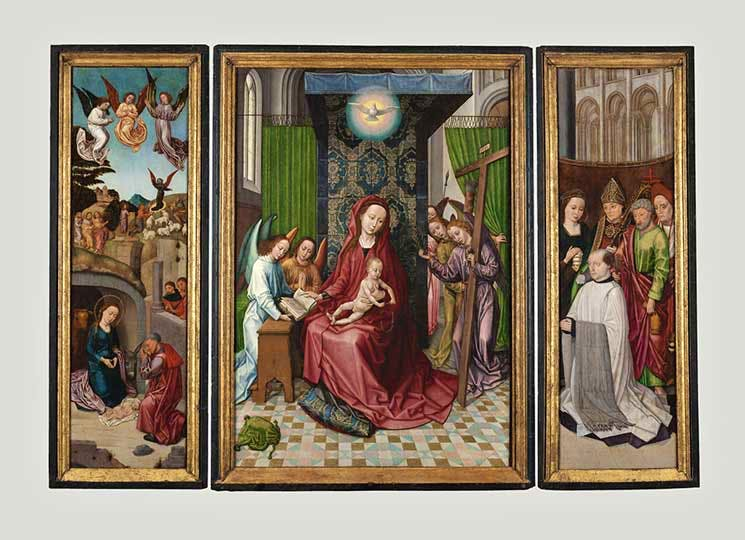 (c. 1500), The Master of 1499, Southern Netherlands, Brussels.