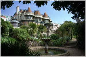 The Russell-Cotes Art Gallery & Museum in Bournemouth.