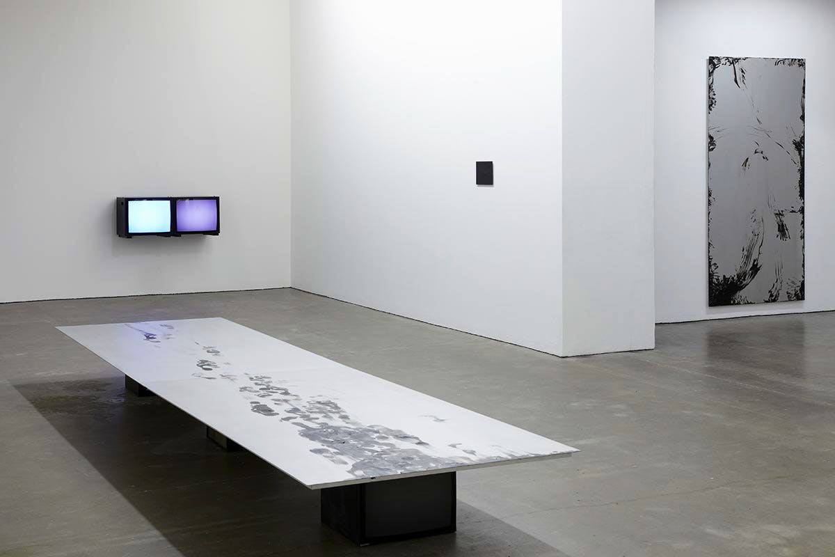 'A K Dolven, please return' (installation view, Ikon Gallery, Birmingham, 4 February–19 April 2015)