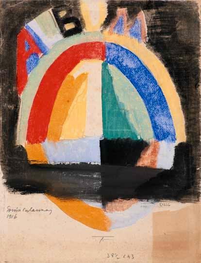 (1916), Sonia Delaunay.