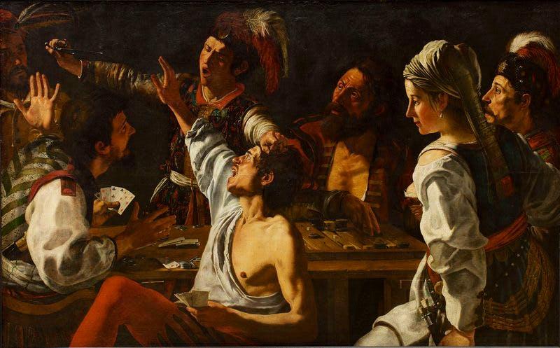 (1620–30), Theodoor Rombouts