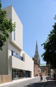 The Novium Museum in Chichester