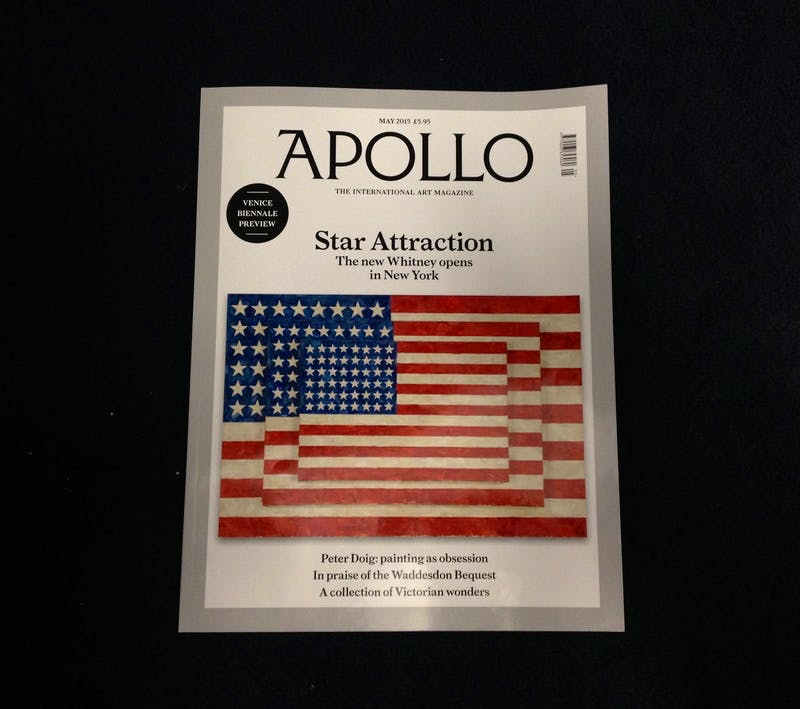 This article is a preview from the May 2015 issue of Apollo. Click on the image to subscribe.