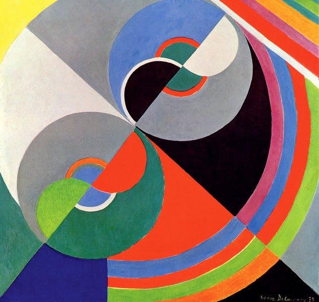 (1939), Sonia Delaunay