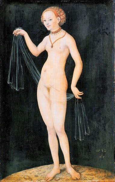 (1532), Lucas Cranach the Elder.