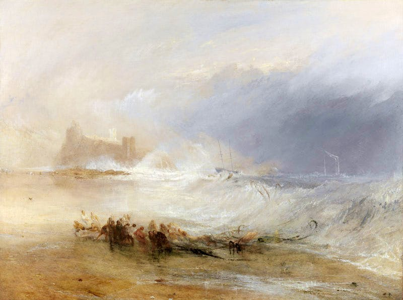 (1833–34), Joseph Mallord William Turner.