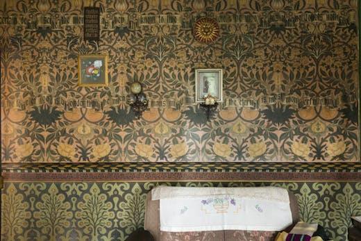 Front room, David Parr House
