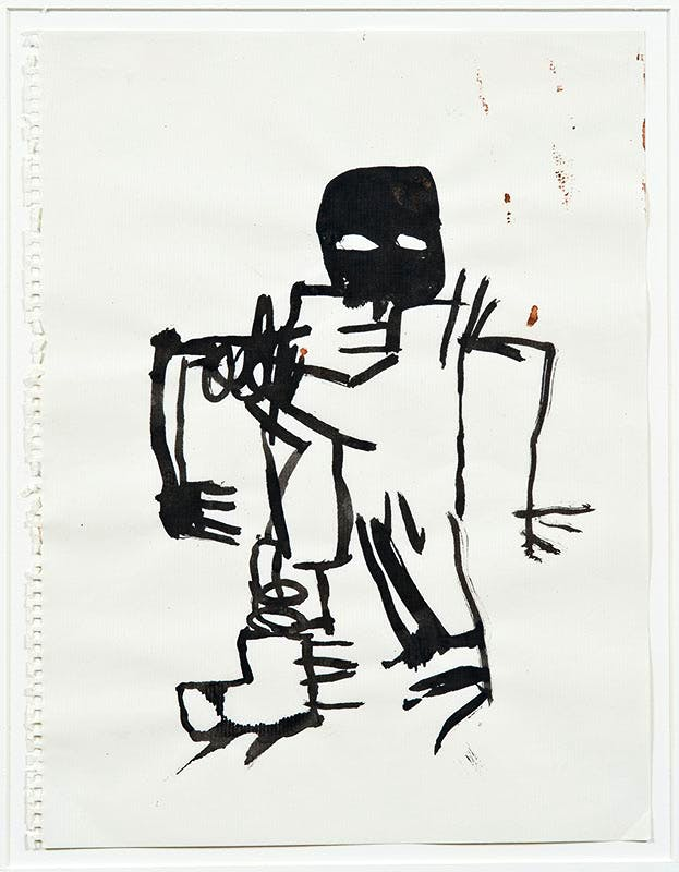 (1981), Jean-Michel Basquiat