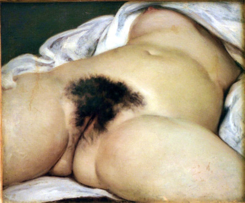 (1866), Gustave Courbet