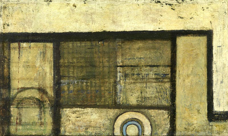(1957), Prunella Clough.