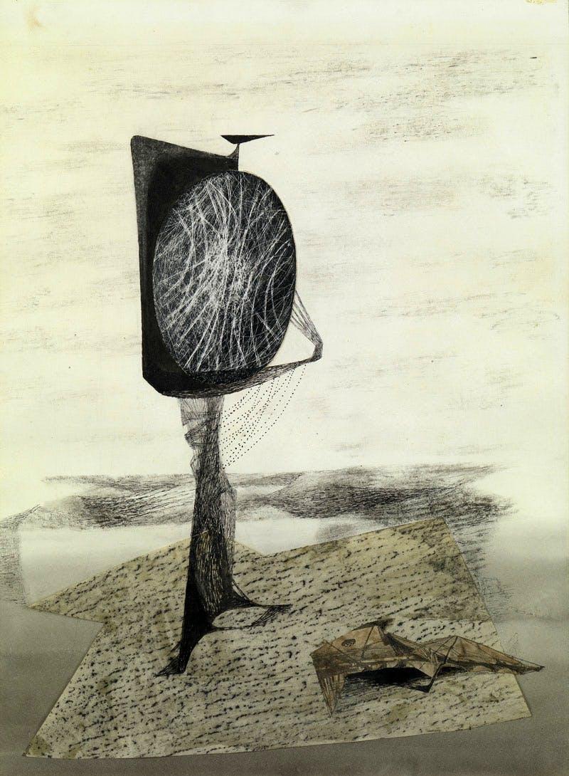 (1940), Prunella Clough.