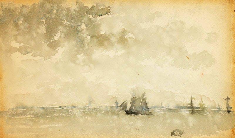 (c. 1884), James Abbott McNeill Whistler