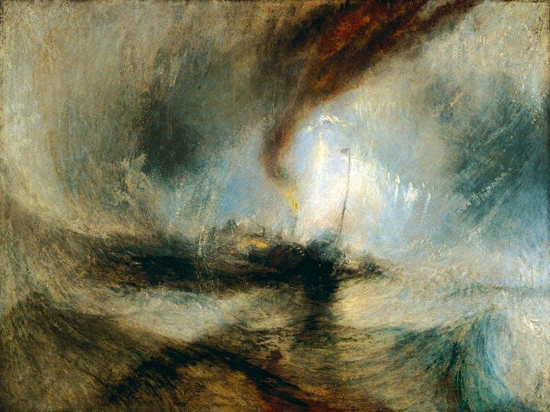 (1842), Joseph Mallord William Turner (1775–1851)