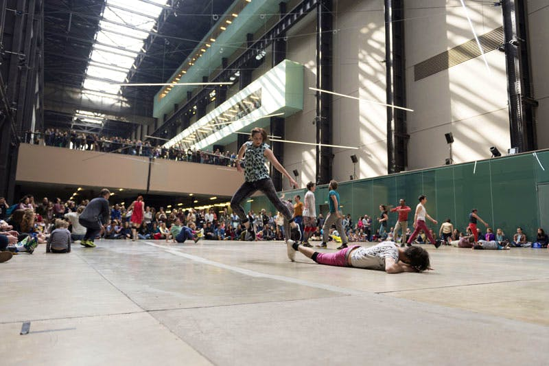 'BMW Tate Live: If Tate Modern was Musée de la danse?' (15 and 16 May 2015)