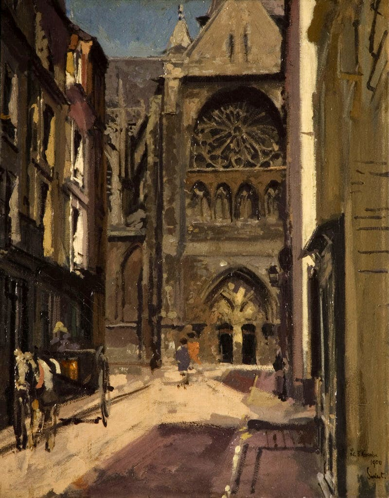 (1900), Walter Sickert.