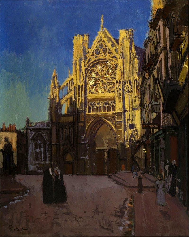 (1902), Walter Sickert.