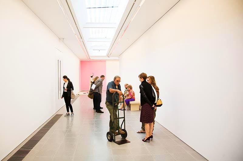 Installation view, Serpentine Sackler Gallery