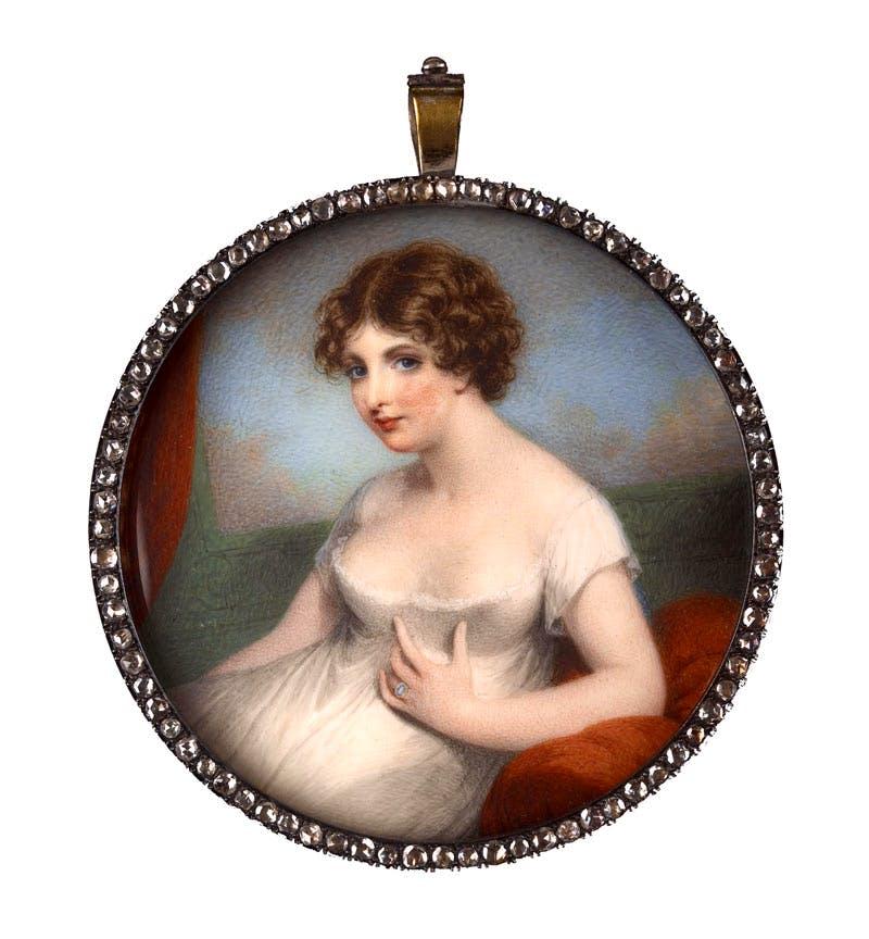 (1803), Adam Buck.