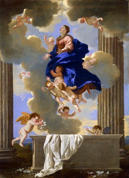 c. 1630/1632, Nicolas Poussin