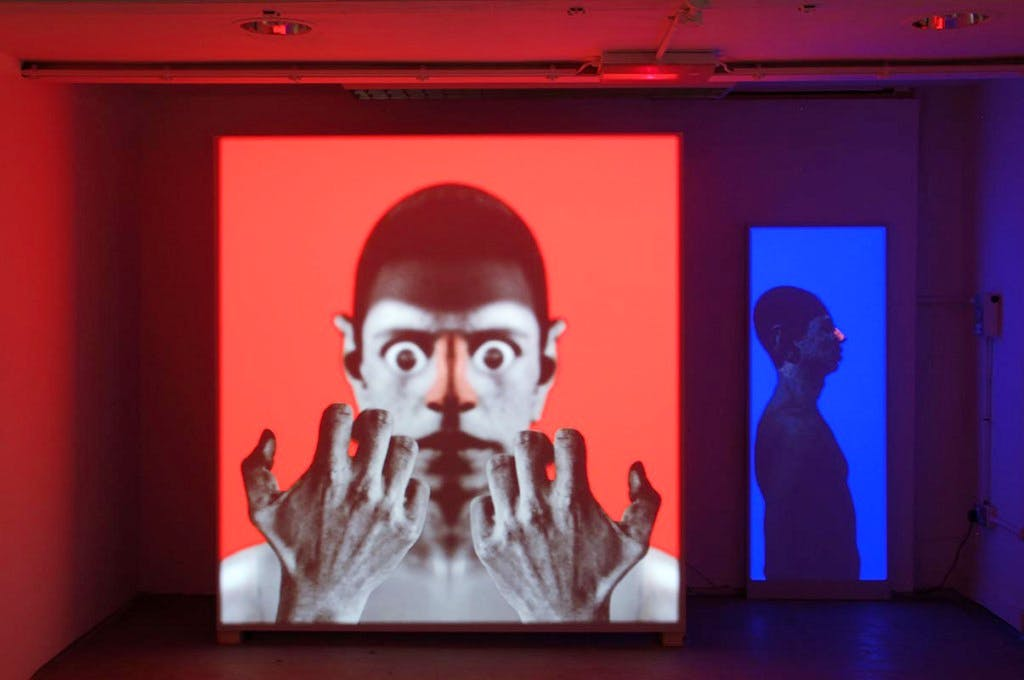 (2015), Joe Pearson, video projection