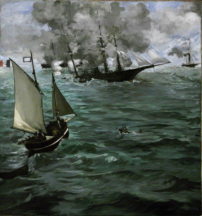 (1864), Édouard Manet.