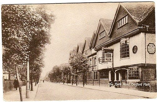 The Tabard, Bedford Park, London