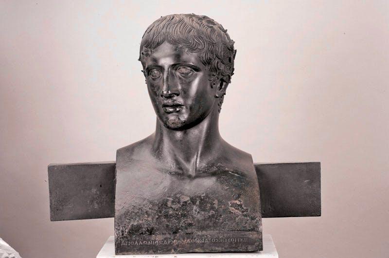 The Lost Art Of Greek Bronzes Apollo Magazine