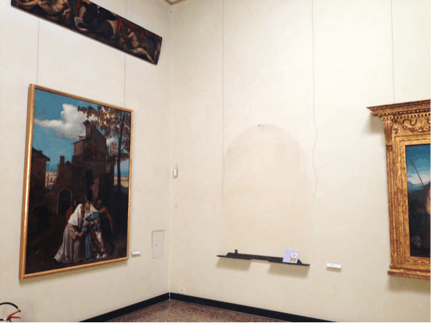 The Galleria dell'Accademia in Venice is among the museums that must act fast to address conservation and safety issues within its own building