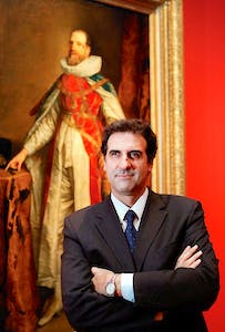 Gabriele Finaldi, the National Gallery's new director, will have to deal with the ongoing staff dispute.