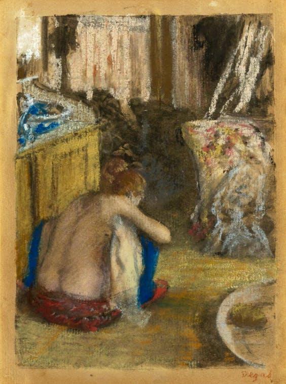 (1876), Edgar Degas
