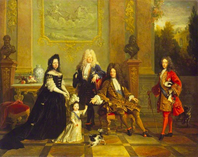 (c.1715–20), unknown artists.