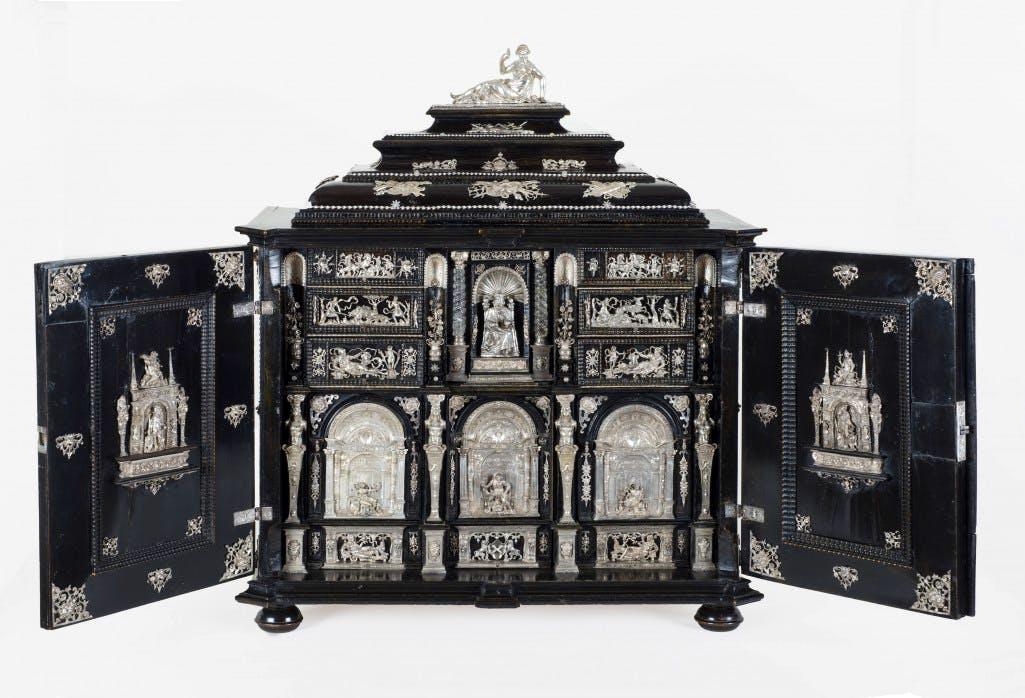 Cabinet, c. 1620 German, Nuremberg Follower of Christoph Jamnitzer, German, 1563–1618