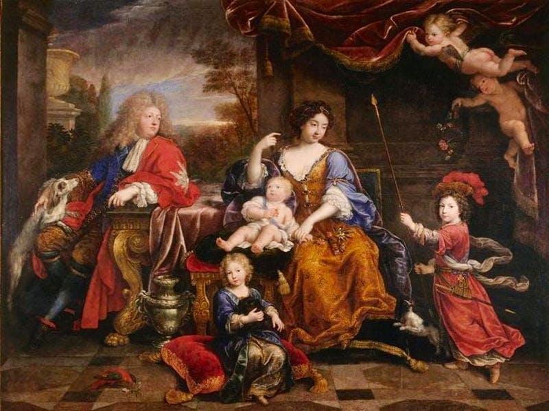 (1687), Pierre Mignard.