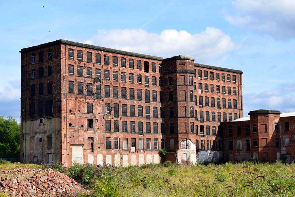 Hunslet and Victoria Mills, Leeds
