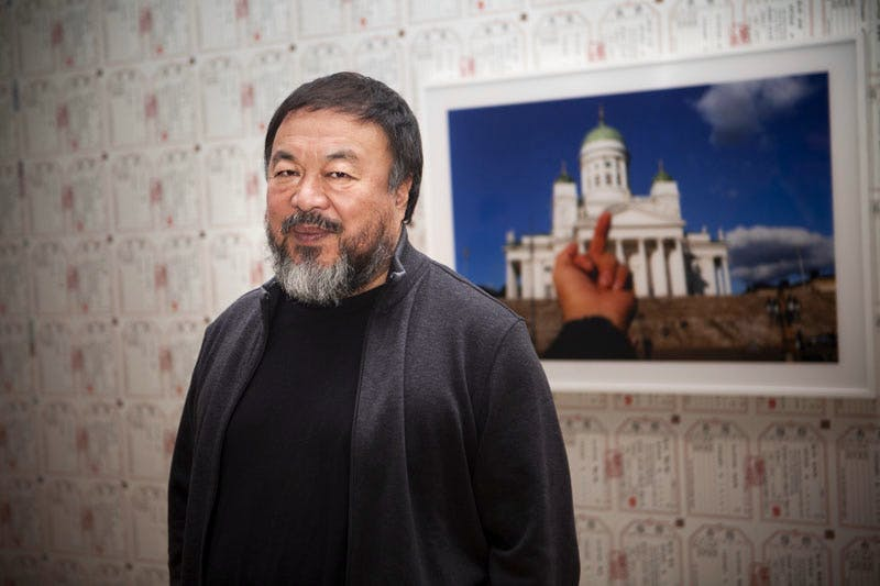 One man for whom art and activism are inextricably linked is Ai Weiwei.