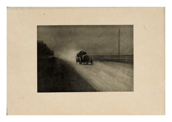 (from Camera Work, number 7, 1904), Robert Demachy (1859-1936; photographer), Alfred Stieglitz (1864-1946; publisher)