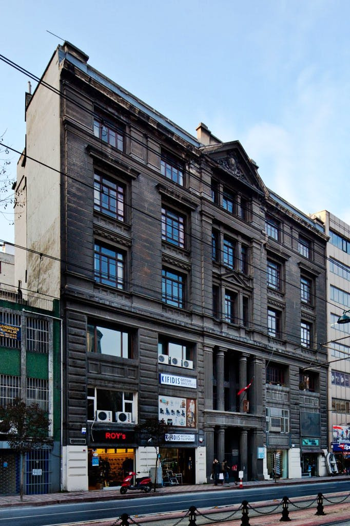 The Galata Greek Primary School