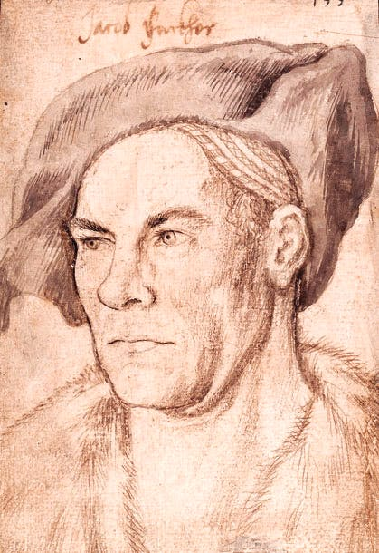 (c. 1509), Hans Holbein the Elder (c. 1465–1524)