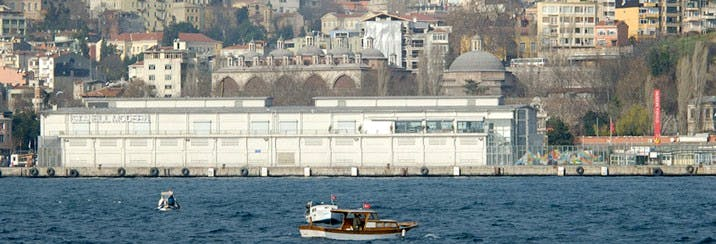 Istanbul Modern, one of the venues for the 14th Istanbul Biennial