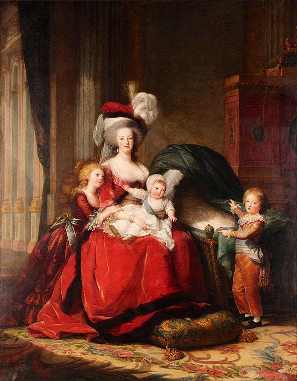 (1787), Elisabeth Louise Vigée Le Brun