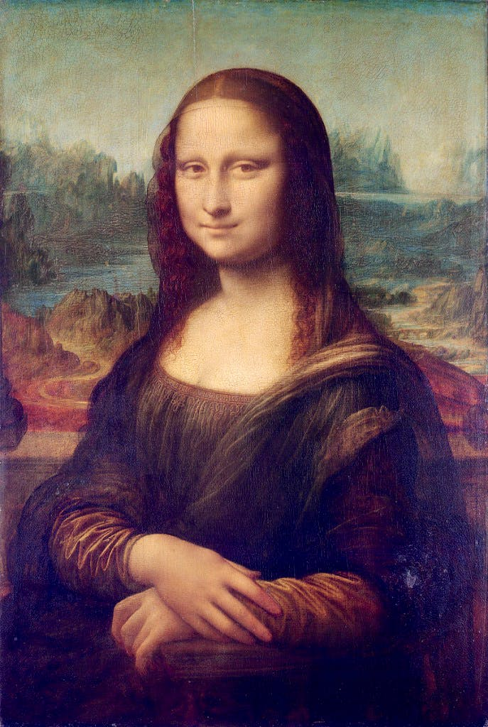 No smirking...has the model for Mona Lisa finally been found?