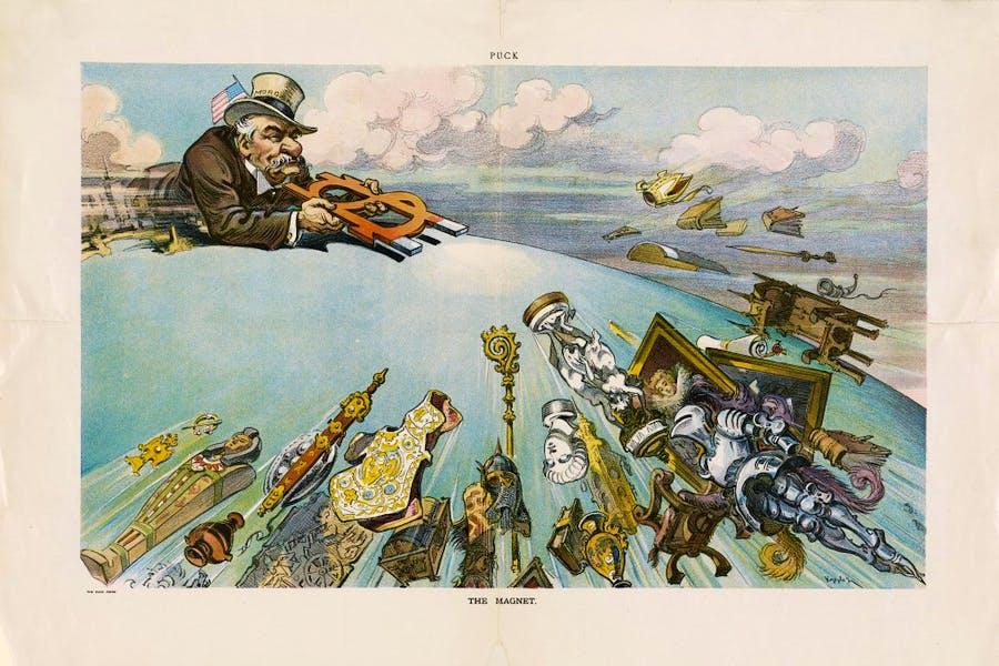J P  Morgan: The Man Who Bought the World | Apollo Magazine