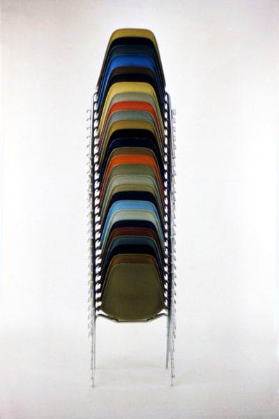 Stacking Chairs (1957)