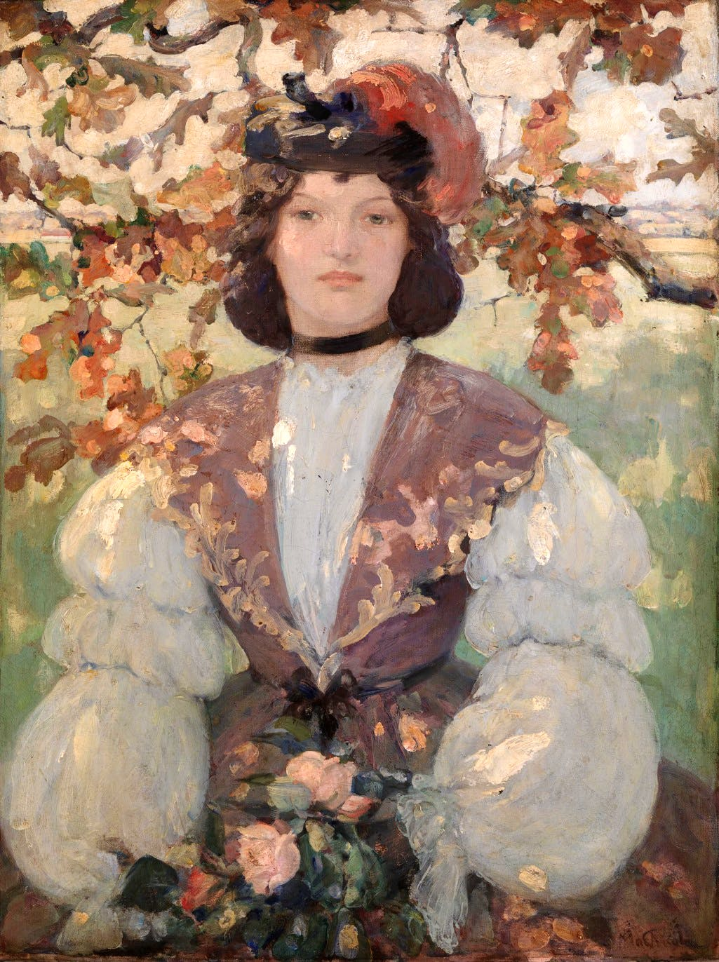 (c. 1900), Bessie MacNicol