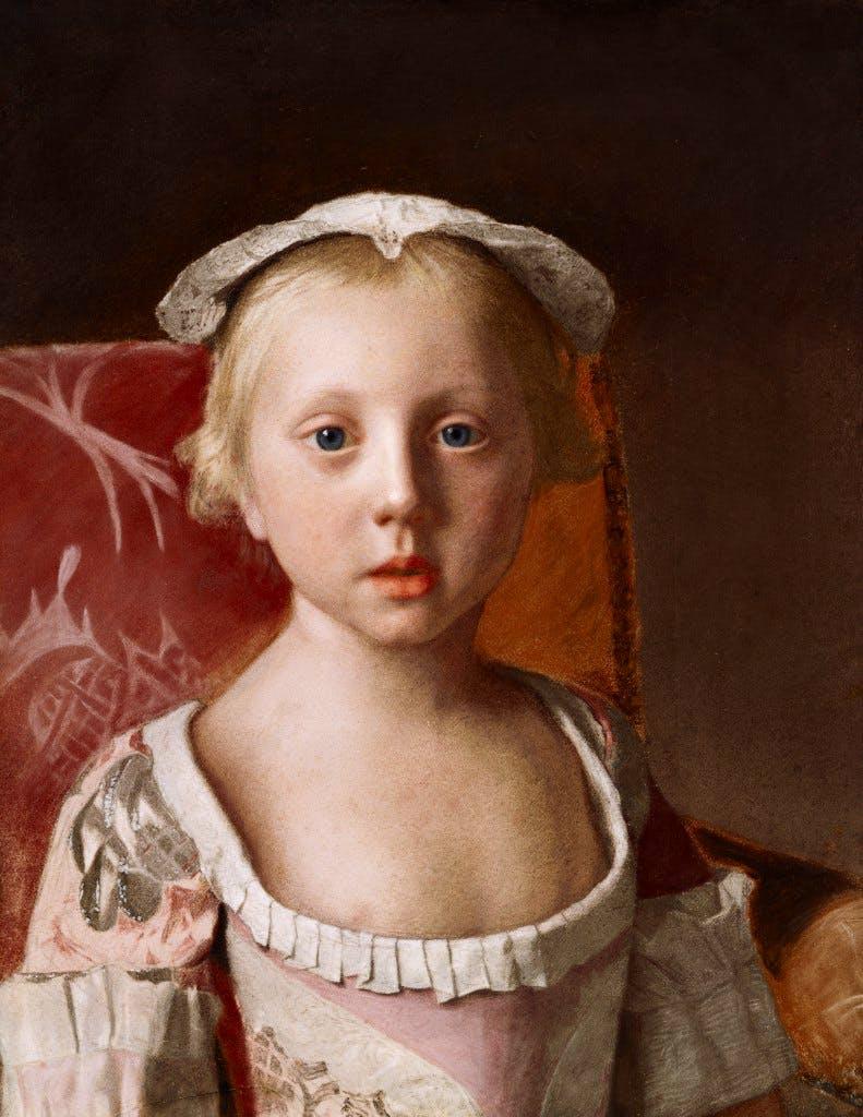 (1754) Jean-Étienne Liotard